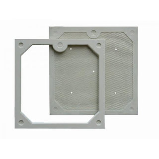 增强聚丙烯板框滤板