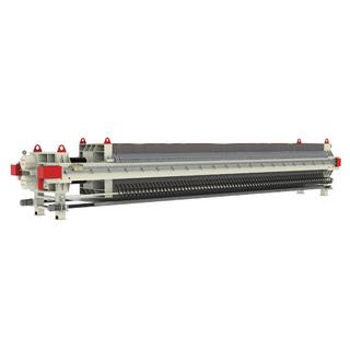 聚丙烯隔膜板压滤机/聚丙烯隔膜压滤机