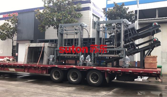 南宁客户全包不锈钢压滤机火速发货用于发酵液处理